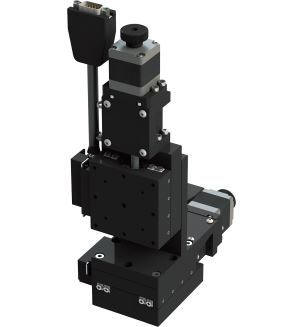Motorized Xz Axis Linear Positioning Stage