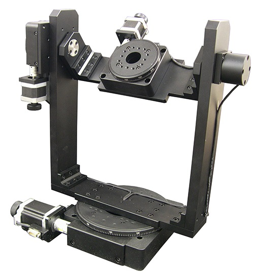 Motorized Three Axis Gimbal System Load Capacity 50 Kg